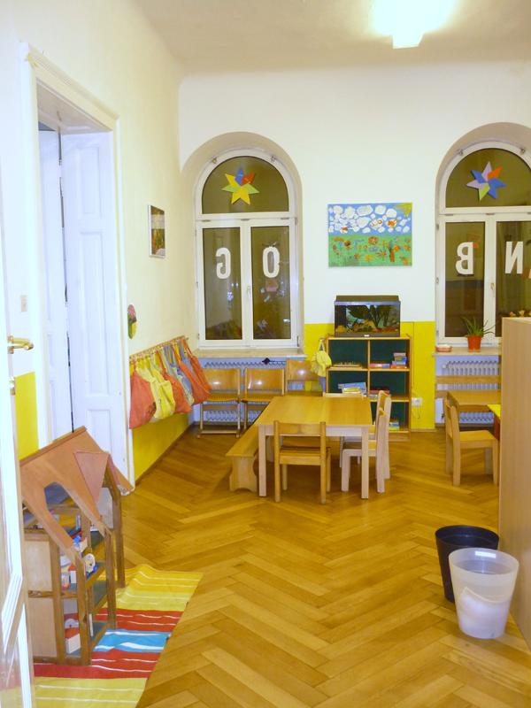 Foto: Kindergarten Innen